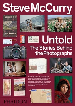 Abbildung von Mccurry   Steve McCurry: Untold The Stories Behind the Photographs   2018