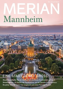 Abbildung von MERIAN Mannheim 12/2018 | 2019