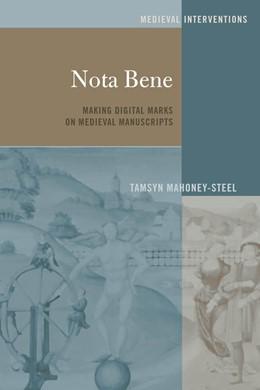 Abbildung von Mahoney-Steel   Nota Bene   1. Auflage   2018   beck-shop.de