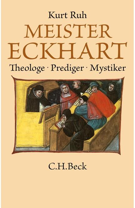 Cover: Kurt Ruh, Meister Eckhart