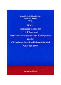 Abbildung von Krah / Pabst / Struck | FFK 11 | 1999 | Dokumentation des 11. Film- un... | 29