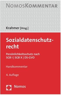 Abbildung von Krahmer (Hrsg.) | Sozialdatenschutzrecht | 4. Auflage | 2020 | Persönlichkeitsschutz nach SGB...
