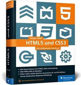 Abbildung von Wolf | HTML5 und CSS3 | 2019 | Das umfassende Handbuch zum Le...