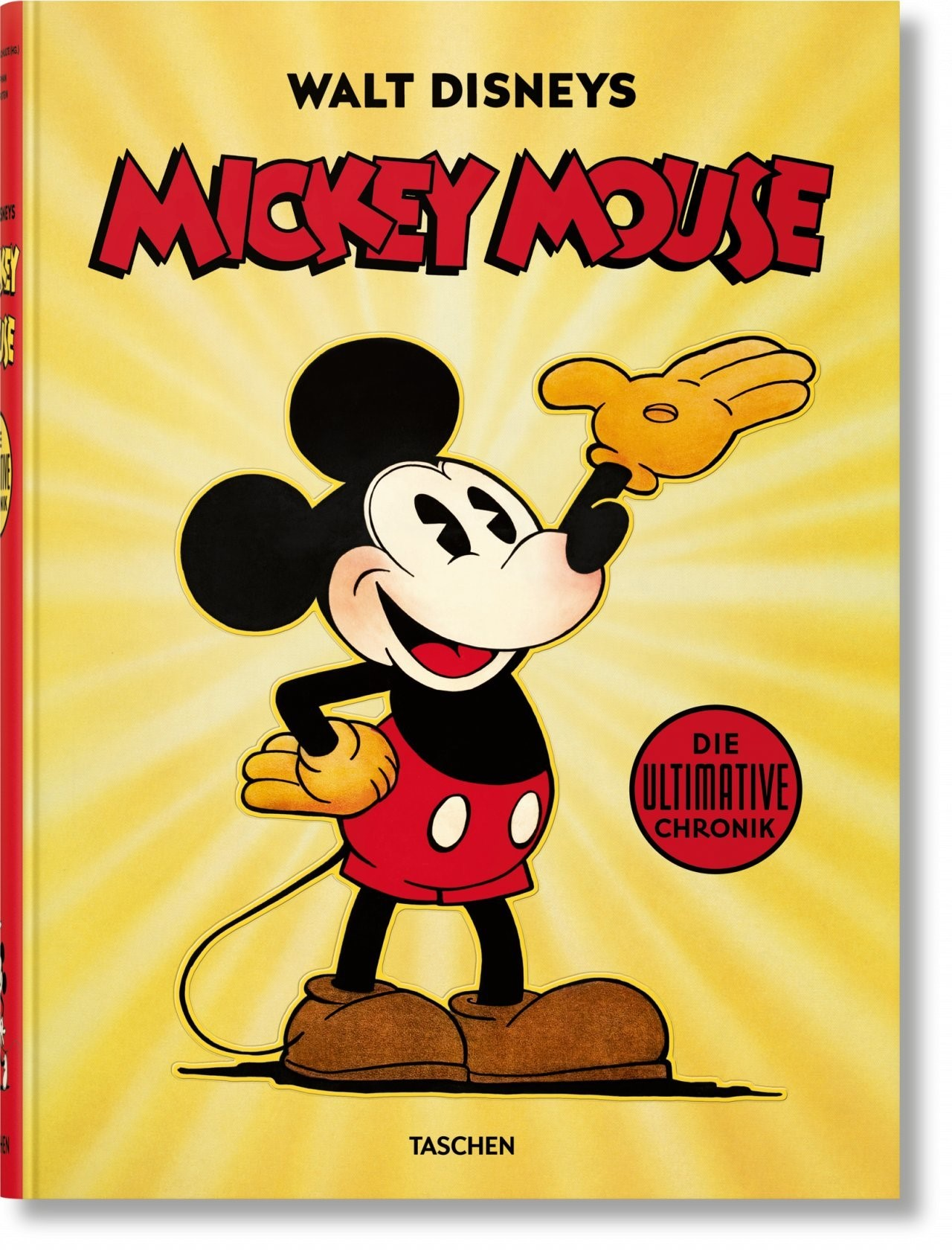 Abbildung von Gerstein / Kothenschulte / Kaufman | Walt Disneys Mickey Mouse: Die ultimative Chronik | 2018