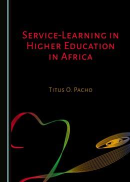 Abbildung von Pacho   Service-Learning in Higher Education in Africa   1. Auflage   2018   beck-shop.de