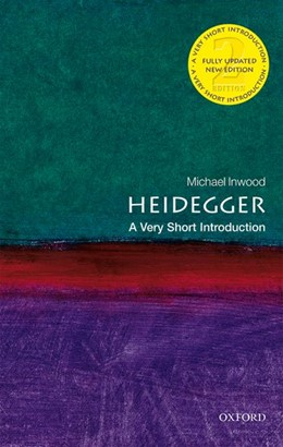 Abbildung von Inwood | Heidegger: A Very Short Introduction | 2. Auflage | 2019 | beck-shop.de