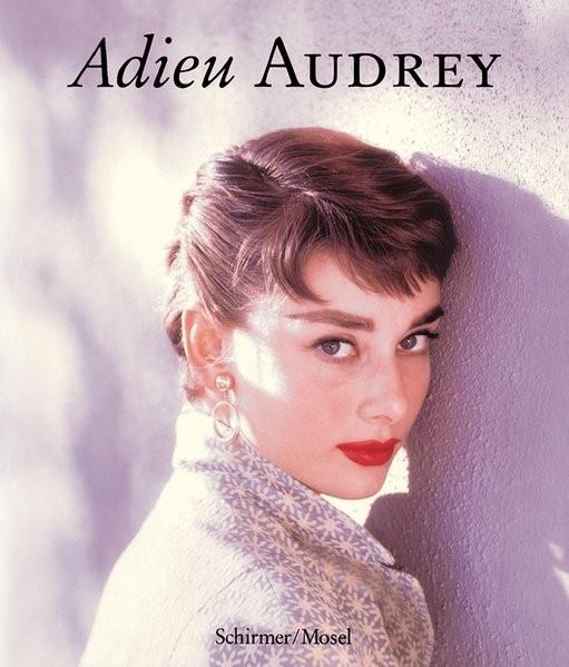 Adieu Audrey, 2018 | Buch (Cover)