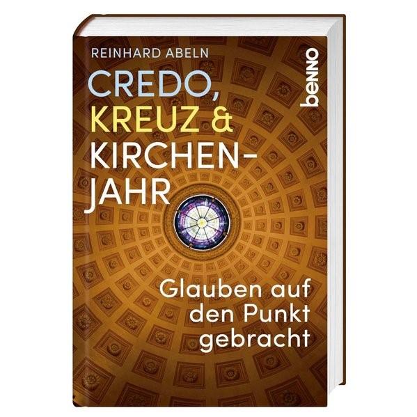 Credo, Kreuz & Kirchenjahr | Abeln, 2018 | Buch (Cover)