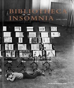 Abbildung von Weibel / Egg | Loys Egg / Peter Weibel | 2018 | Bibliotheca Insomnia 1978-1979