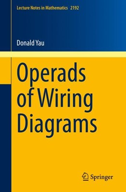 Abbildung von Yau | Operads of Wiring Diagrams | 1st ed. 2018 | 2018 | 2192