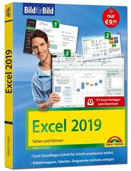 Abbildung von Ignatz | Excel 2019 Bild für Bild erklärt. Komplett in Farbe. Für alle Einsteiger geeignet mit vielen Praxistipps | 1. Auflage | 2019 | beck-shop.de