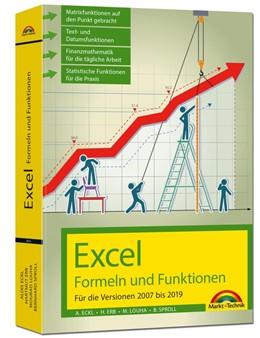 Abbildung von Eckl / Erb | Excel Formeln und Funktionen für die Versionen 2007 bis 2019 | 1. Auflage | 2019 | beck-shop.de