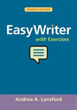Abbildung von Lunsford | EasyWriter with Exercises | 7. Auflage | 2019 | beck-shop.de