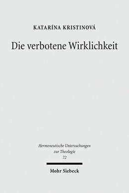 Abbildung von Kristinová   Die verbotene Wirklichkeit   1. Auflage   2018   beck-shop.de