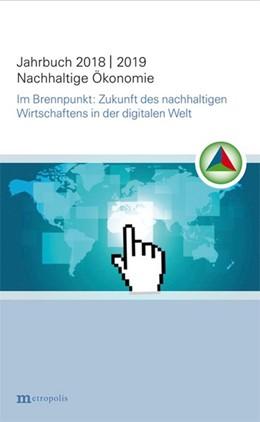 Abbildung von Rogall / Binswanger | Jahrbuch Nachhaltige Ökonomie 2018/2019 | 1. Auflage | 2018 | beck-shop.de