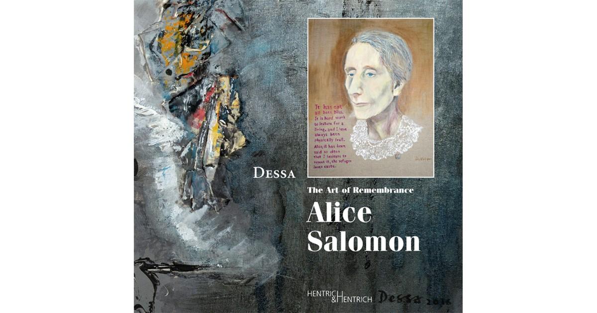 Dessa Feuster Lange   The Art of Remembrance: Alice Salomon