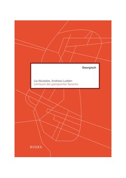 Abbildung von Abuladze / Ludden | Lehrbuch der georgischen Sprache | 3. Auflage | 2018 | beck-shop.de