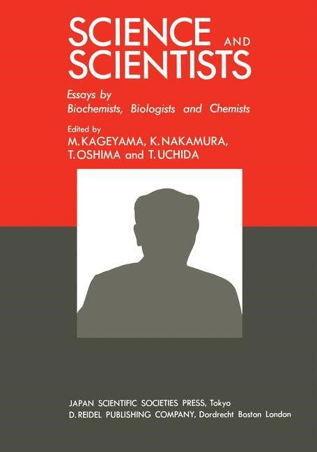 Science and Scientists | Kageyama / Nakamura / Oshima / Uchida, 1982 | Buch (Cover)