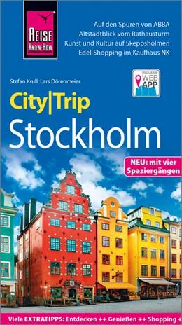 Abbildung von Dörenmeier / Krull | Reise Know-How CityTrip Stockholm | 6. Auflage | 2018 | beck-shop.de