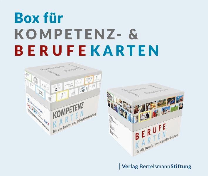 Abbildung von Box für Kompetenzkarten- und Berufekarten-Set | 2018