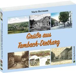 Abbildung von Herrmann | Postkartenbuch: Grüße aus Tambach-Dietharz 1894-1950 | 1. Auflage | 2018 | beck-shop.de