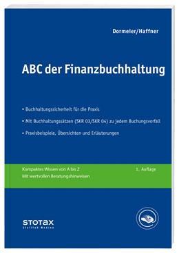 Abbildung von Dormeier / Haffner | ABC der Finanzbuchhaltung | 2018