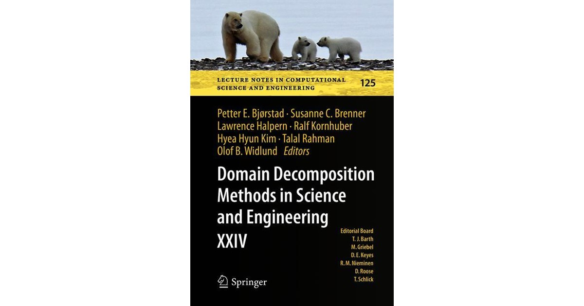 Domain Decomposition Methods in Sciences and Engineering