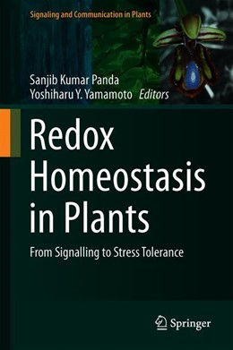 Abbildung von Panda / Yamamoto | Redox Homeostasis in Plants | 1. Auflage | 2019 | beck-shop.de