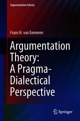 Abbildung von van Eemeren | Argumentation Theory: A Pragma-Dialectical Perspective | 1st ed. 2018 | 2018 | 33