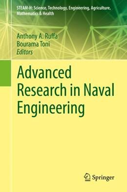 Abbildung von Ruffa / Toni | Advanced Research in Naval Engineering | 1. Auflage | 2018 | beck-shop.de