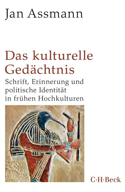 Cover: Jan Assmann, Das kulturelle Gedächtnis