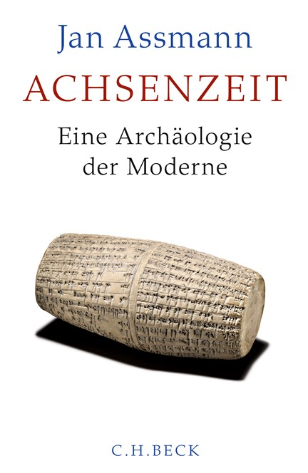 Cover: Jan Assmann, Achsenzeit