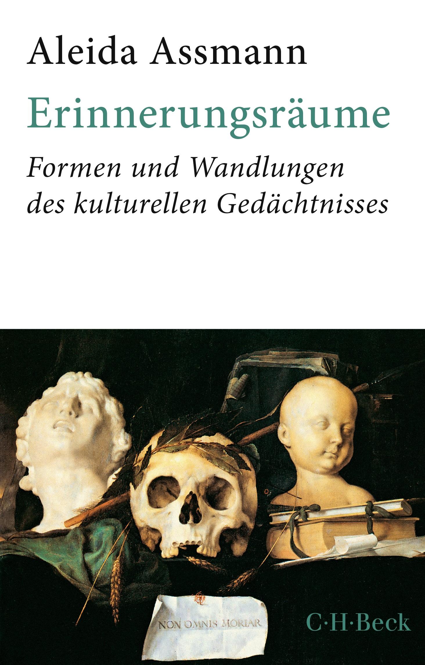 Erinnerungsräume | Assmann, Aleida, 2018 | Buch (Cover)