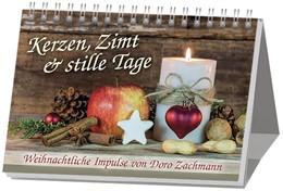 Abbildung von Zachmann   Kerzen, Zimt und stille Tage   2018   Weihnachtliche Impulse von Dor...