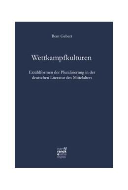Abbildung von Gebert | Wettkampfkulturen | 2020 | Erzählformen der Pluralisierun...