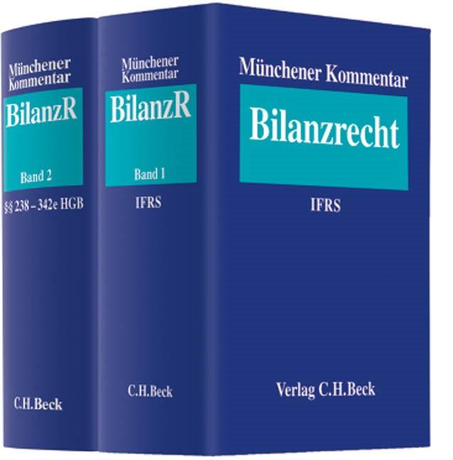 Münchener Kommentar zum Bilanzrecht | Buch (Cover)