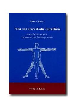 Abbildung von Stadler   Väter und anorektische Jugendliche   2002   Interaktionsanalysen im Kontex...   4