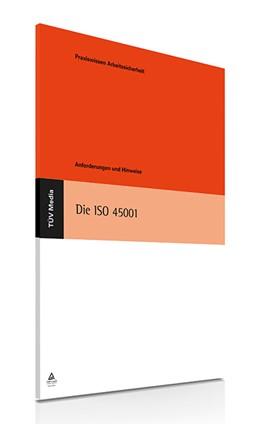 Abbildung von Ecker / Köchling | Die ISO 45001 | 1. Auflage | 2018 | beck-shop.de