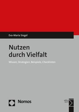 Abbildung von Siegel | Nutzen durch Vielfalt | 1. Auflage | 2019 | beck-shop.de