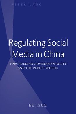 Abbildung von Guo   Regulating Social Media in China   1. Auflage   2018   beck-shop.de