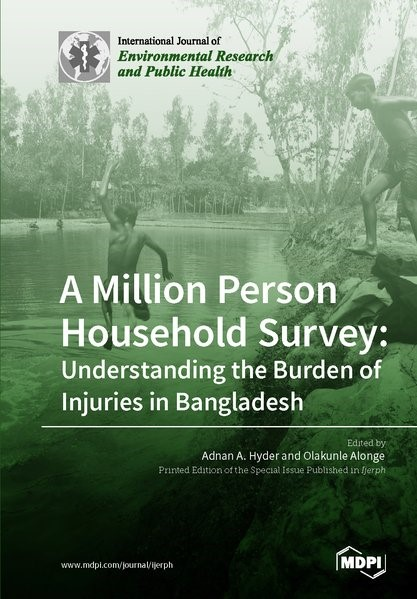 A Million Person Household Survey, 2018 | Buch (Cover)