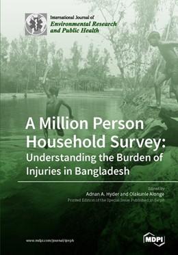 Abbildung von A Million Person Household Survey | 2018 | Understanding the Burden of In...