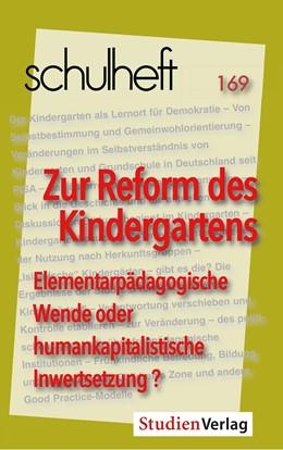 Abbildung von Falkinger / Kuschej | schulheft 1/18 - 169 | 1. Auflage | 2018 | 1/2018 | beck-shop.de