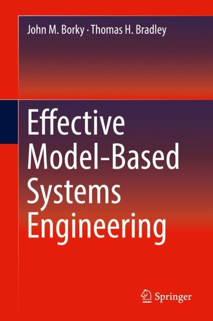 Effective Model-Based Systems Engineering | Borky / Bradley | 1st ed. 2019, 2018 | Buch (Cover)