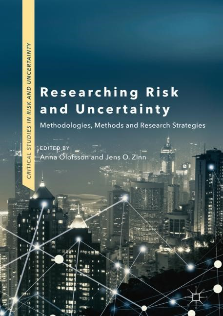 Researching Risk and Uncertainty | Olofsson / Zinn | 1st ed. 2019, 2018 | Buch (Cover)