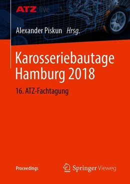 Abbildung von Piskun   Karosseriebautage Hamburg 2018   2018   16. ATZ-Fachtagung