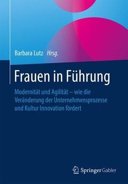 Abbildung von Lutz   Frauen in Führung   1. Auflage   2018   beck-shop.de