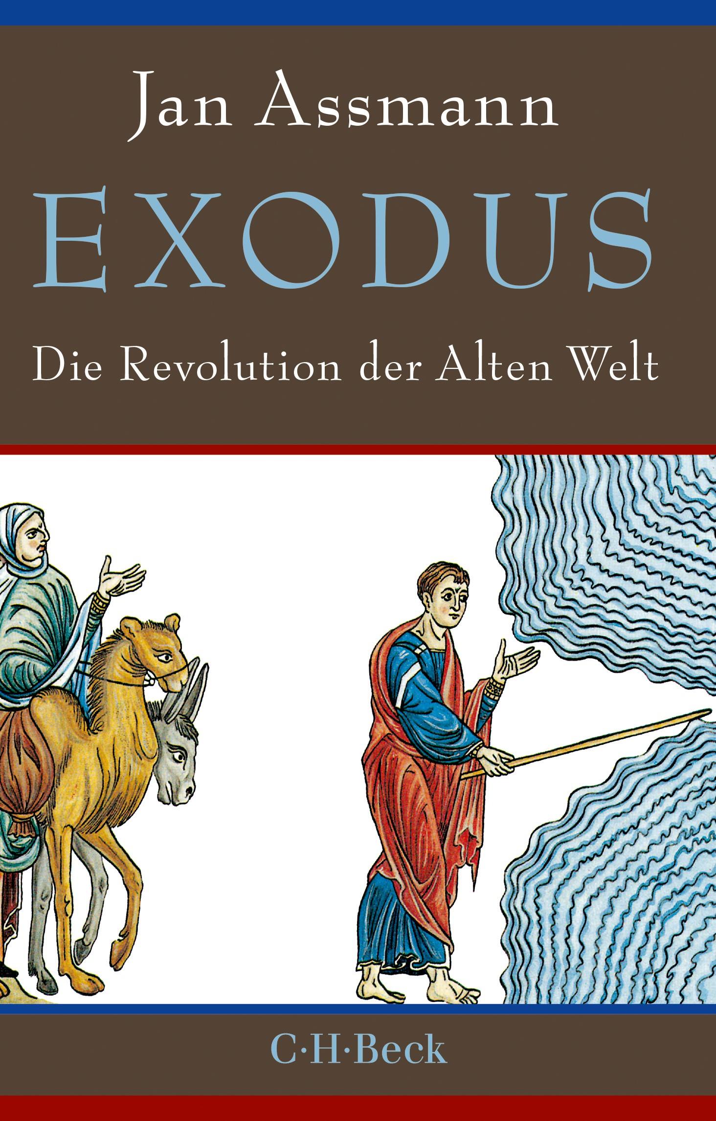 Abbildung von Assmann, Jan | Exodus | 2019