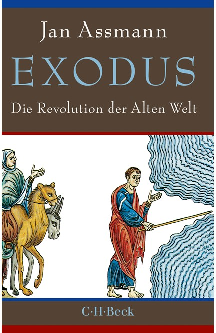 Cover: Jan Assmann, Exodus