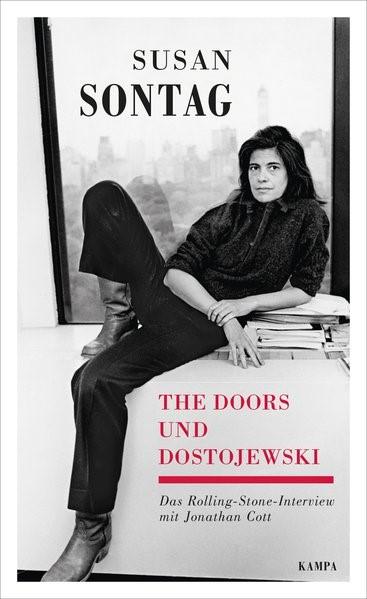 The Doors und Dostojewski, 2018 | Buch (Cover)